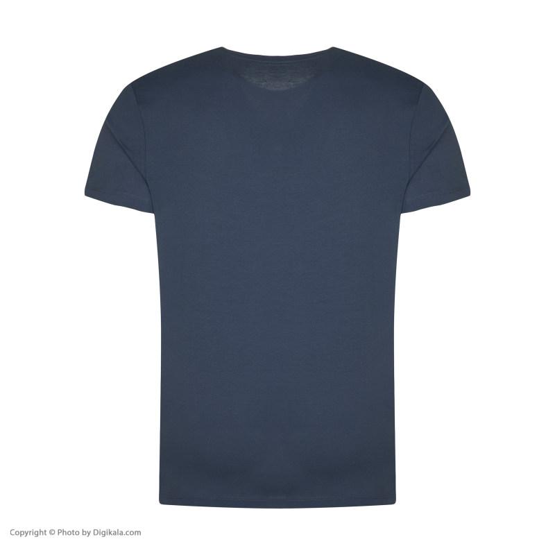 تیشرت مردانه کالینز مدل CL1032530-BLUE