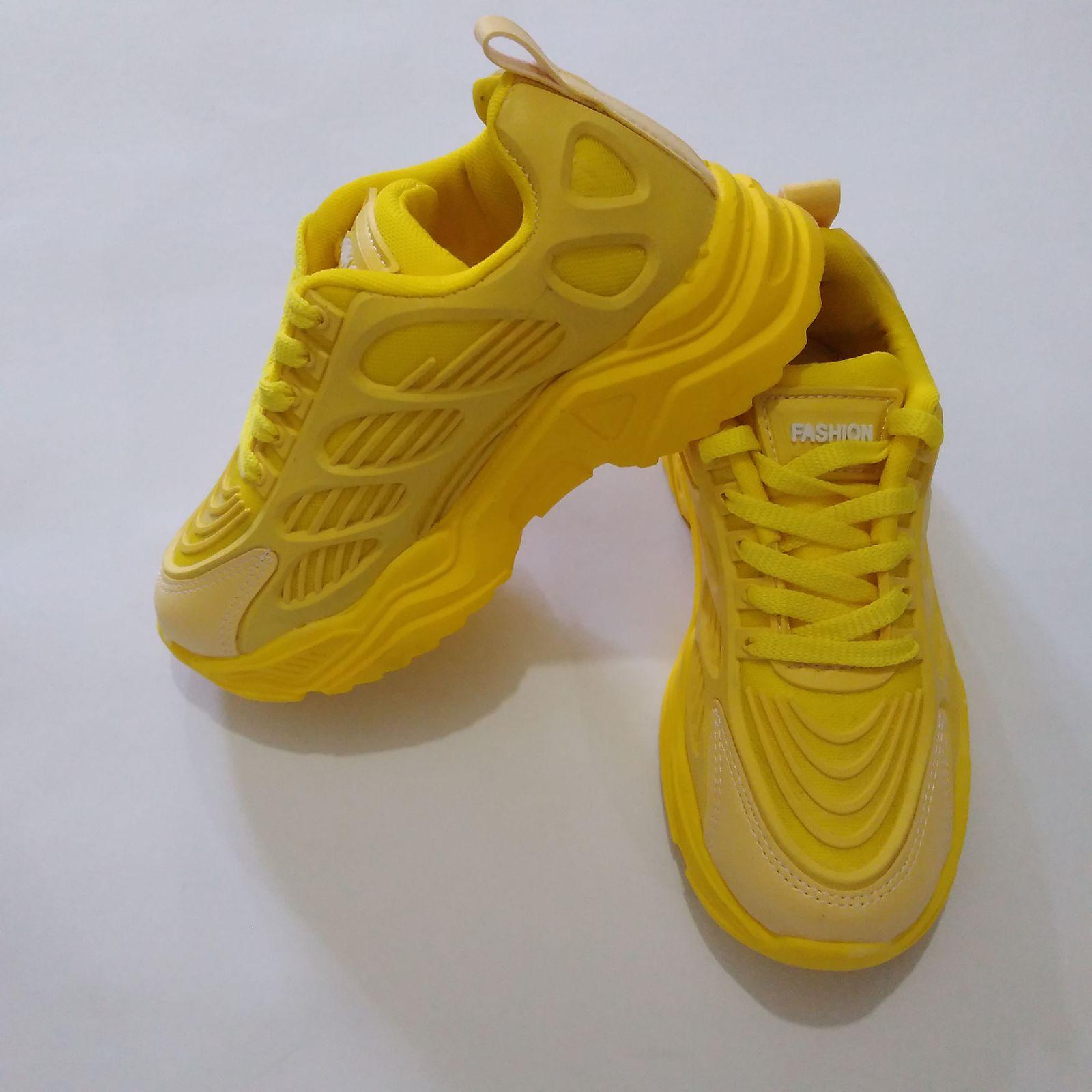 کفش پیاده روی دخترانه کد 1443 -  - 5