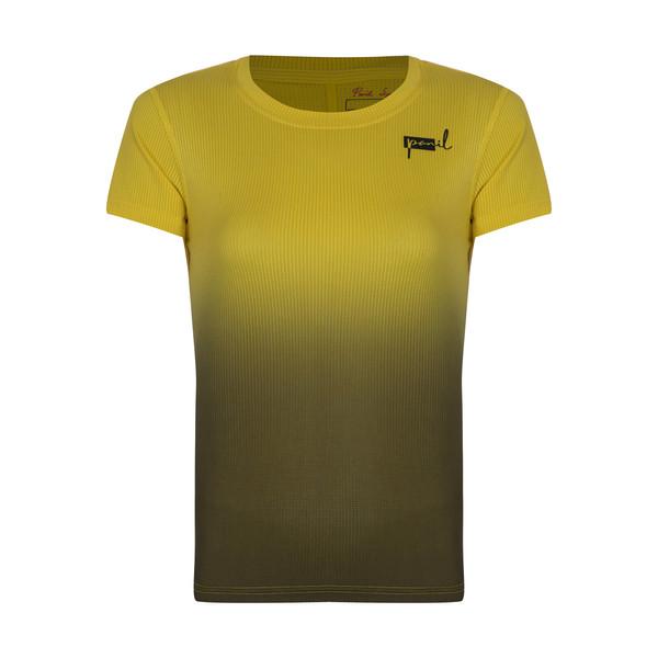 تی شرت  ورزشی زنانه پانیل مدل 182YY