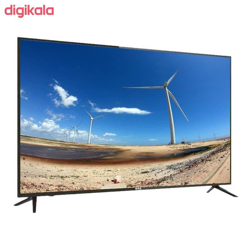 تلویزیون ال ای دی سام الکترونیک مدل  UA50TU6550TH سایز 50 اینچ  main 1 2