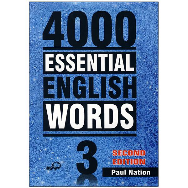 خرید                      کتاب ESSENTIAL ENGLISH WORDS 3 اثر Paul Nation انتشارات زبان مهر
