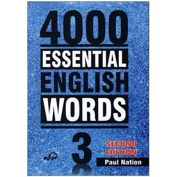 کتاب 4000ESSENTIAL ENGLISH WORDS 3 اثر paul nation انتشارات زبان مهر