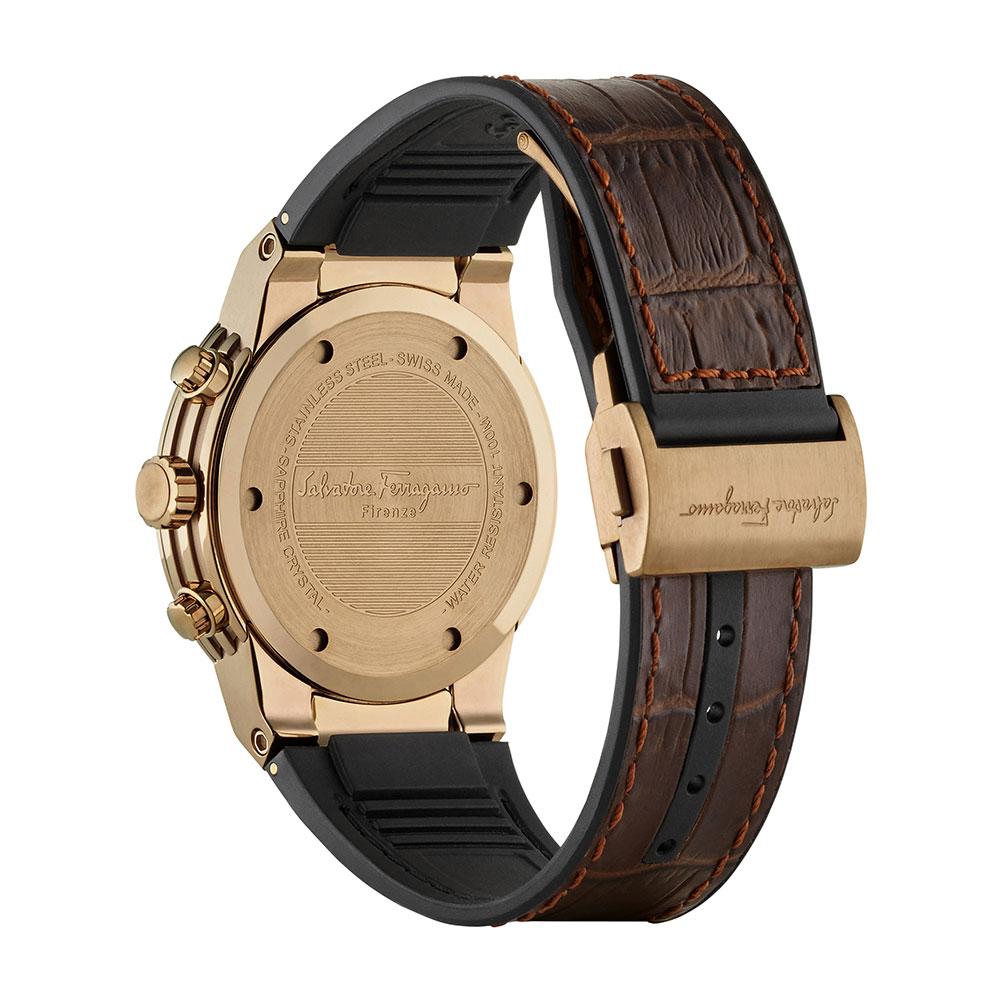 ساعت مچی عقربهای مردانه سالواتوره فراگامو مدل FIJ01 0017