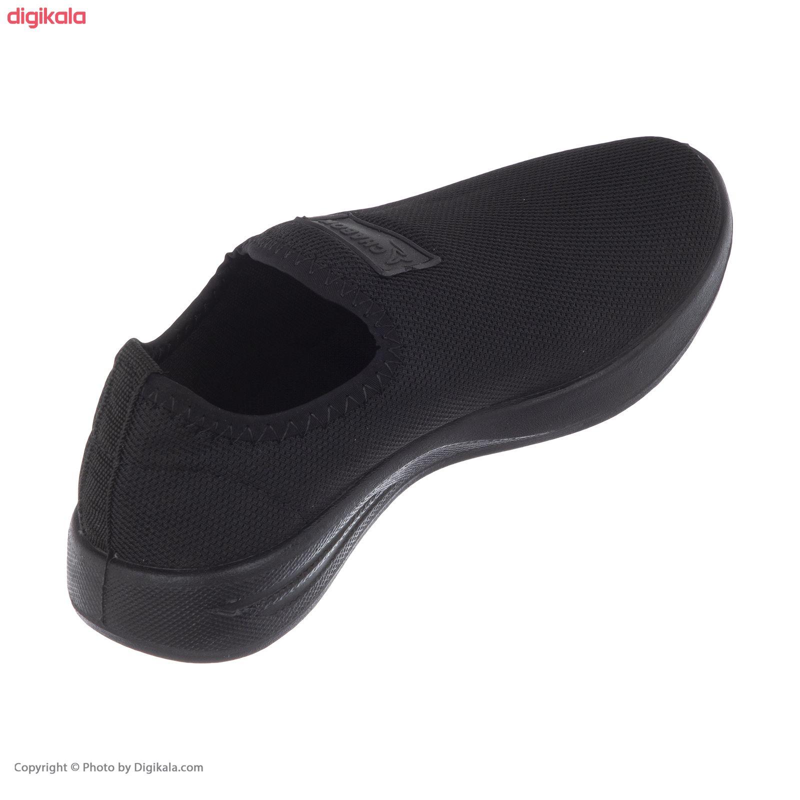 کفش راحتی چابک مدل رامش رنگ مشکی main 1 5