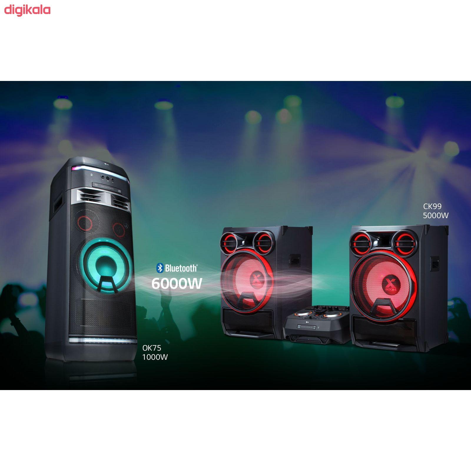 سیستم صوتی ال جی مدل OK75 main 1 8