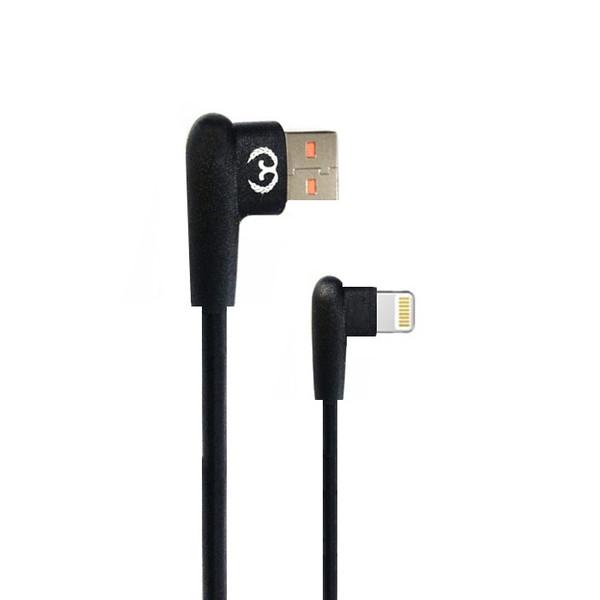 کابل تبدیل USB به لایتنینگ یوشیتا مدل YC-04i طول 1 متر