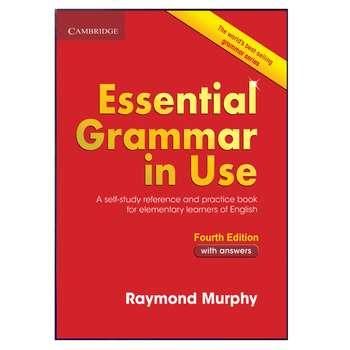 کتاب Essential Grammar In Use 4th اثر Raymond Murphy انتشارات هدف نوین