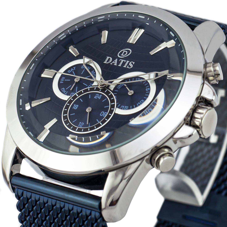 ساعت مچی عقربهای مردانه داتیس مدل D8307FG