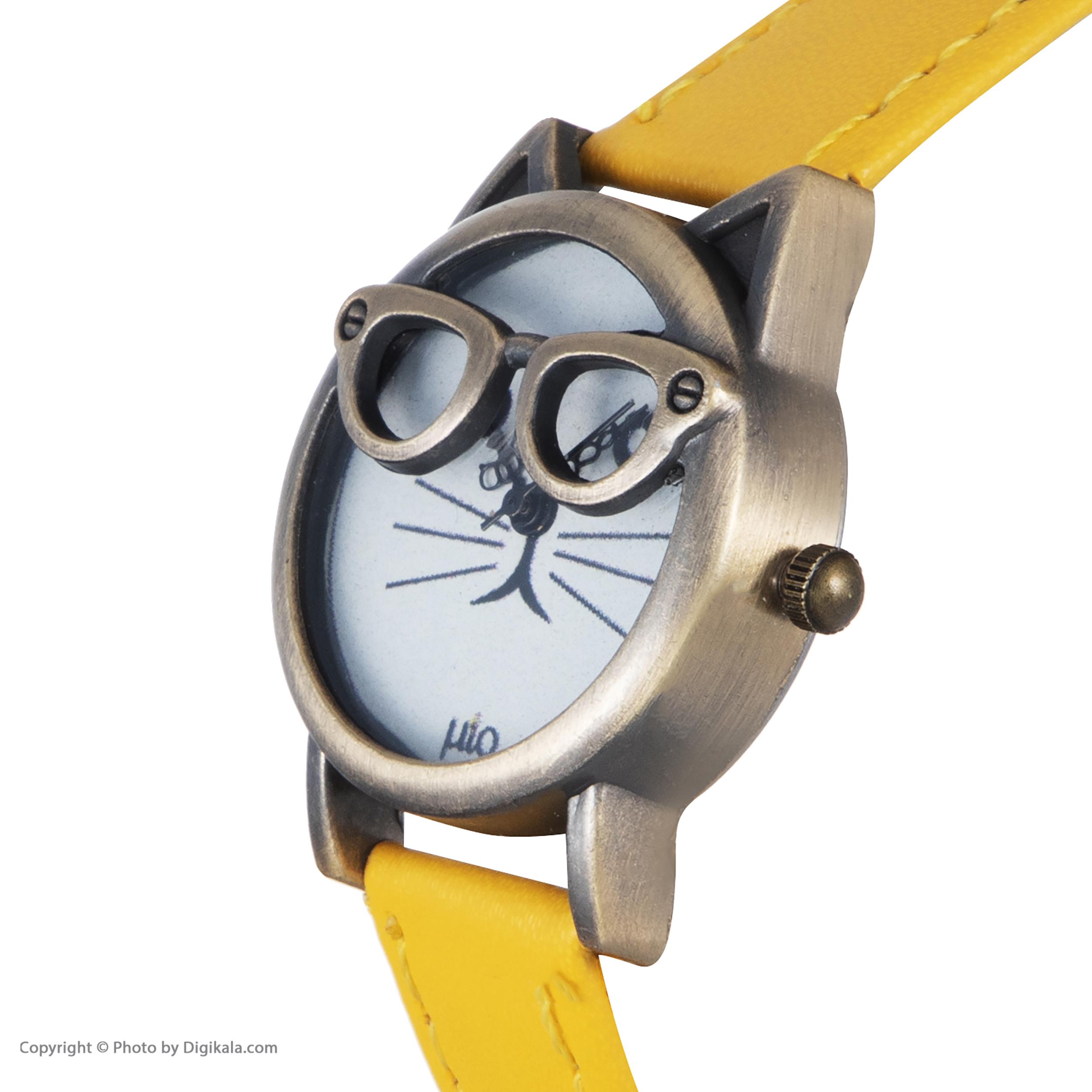ساعت مچی عقربه ای زنانه میو مدل MWL3011              ارزان