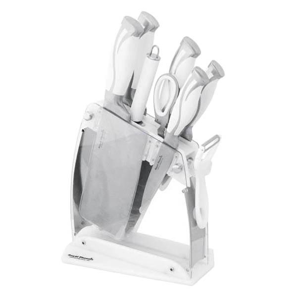 سرویس چاقو آشپزخانه 9 پارچه رویال فونیکس مدل PH-K240