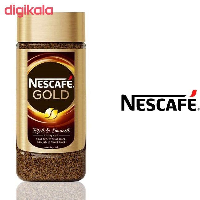 قهوه فوری نسکافه گلد - 100 گرم main 1 1