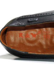 کفش زنانه آر اند دبلیو مدل 603 رنگ مشکی -  - 7