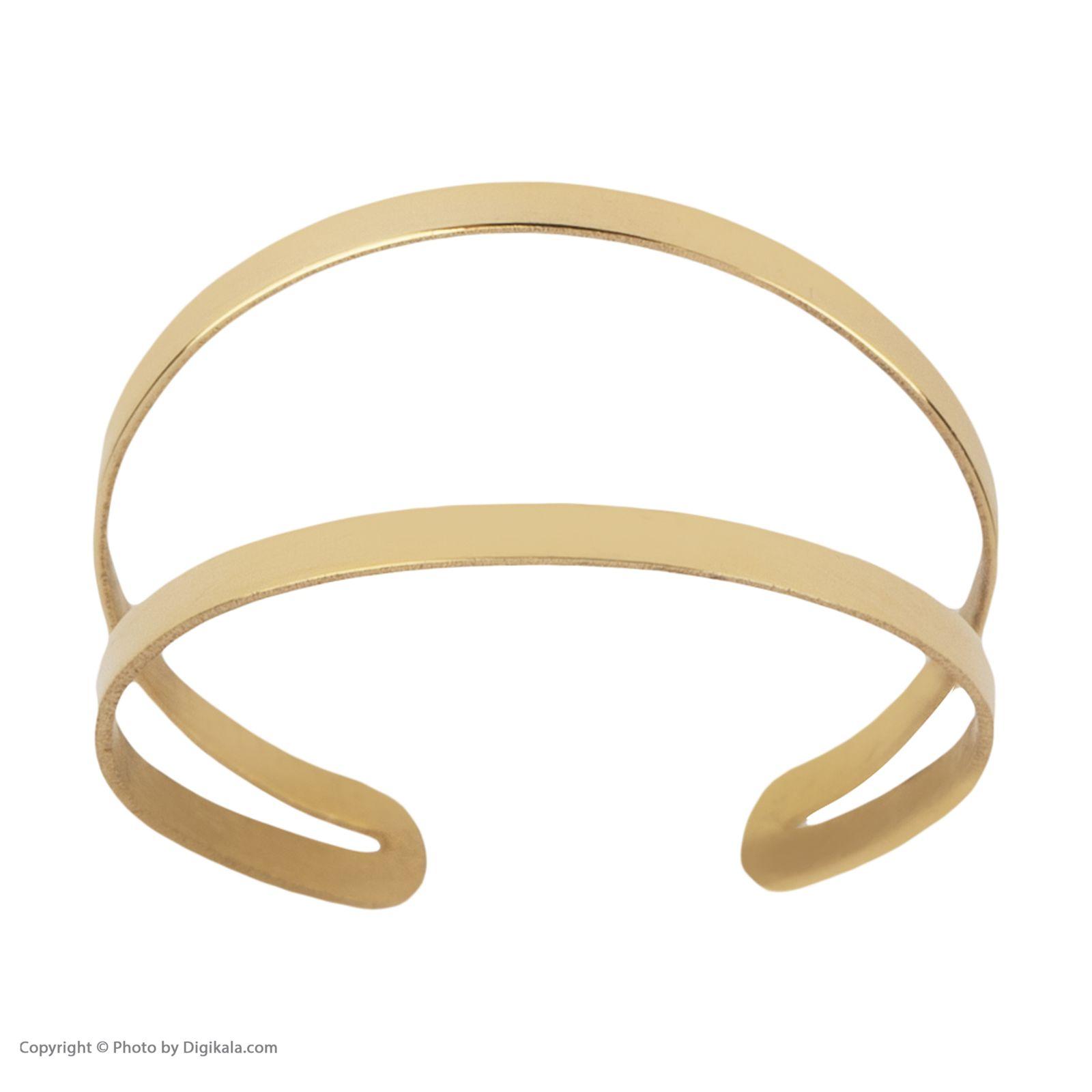 انگشتر طلا 18 عیار زنانه نیوانی مدل NR028 -  - 4