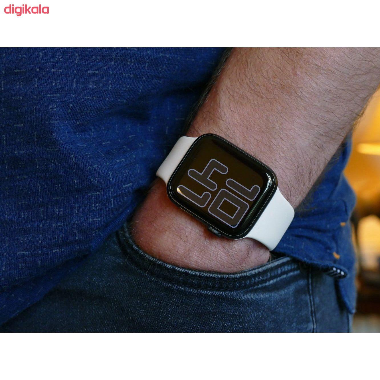 ساعت هوشمند اپل واچ سری 5 مدل 44m Space  Aluminum Case  Sport Band main 1 30