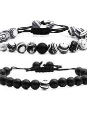 دستبند زنانهذاریات مدل MO269 مجموعه دو عددی -  - 1
