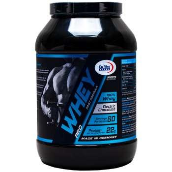 پودر وی پروتئین یوروویتال - 1800 گرم