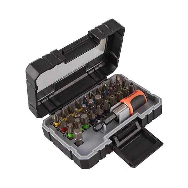 مجموعه 32 عددی سری پیچ گوشتی کندو مدل KE-32203235