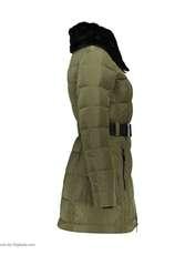 کاپشن زنانه مانگو مدل 33985512-0E -  - 3