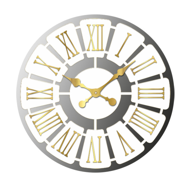 ساعت دیواری پدیده شاپ مدل مارال