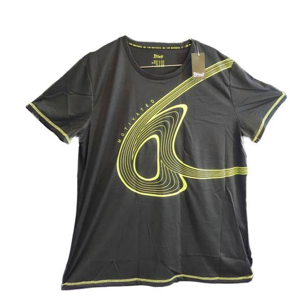 تی شرت ورزشی مردانه کرویت مدل lan301745