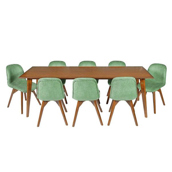 میز و صندلی ناهار خوری چوبکو مدل 690_8