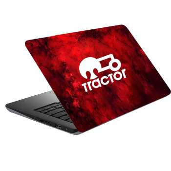 استیکر لپ تاپ طرح تراکتور کد 18 مناسب برای لپ تاپ 15.6 اینچ