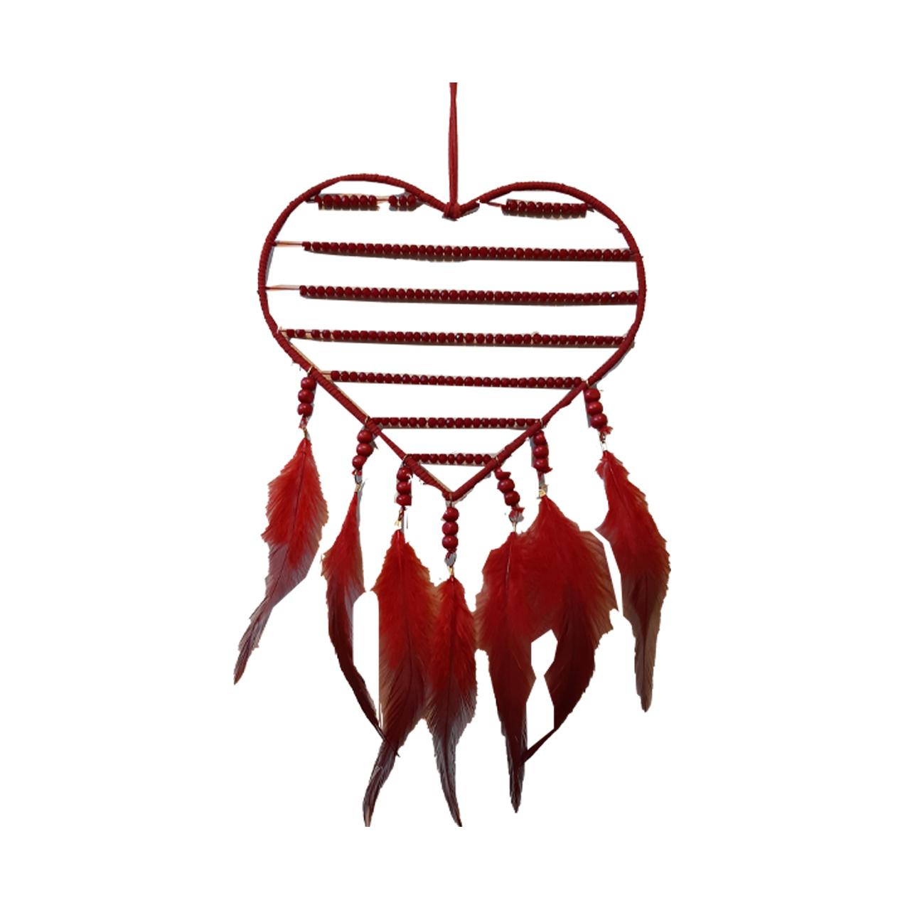 آویزدریم کچر مدل قلب