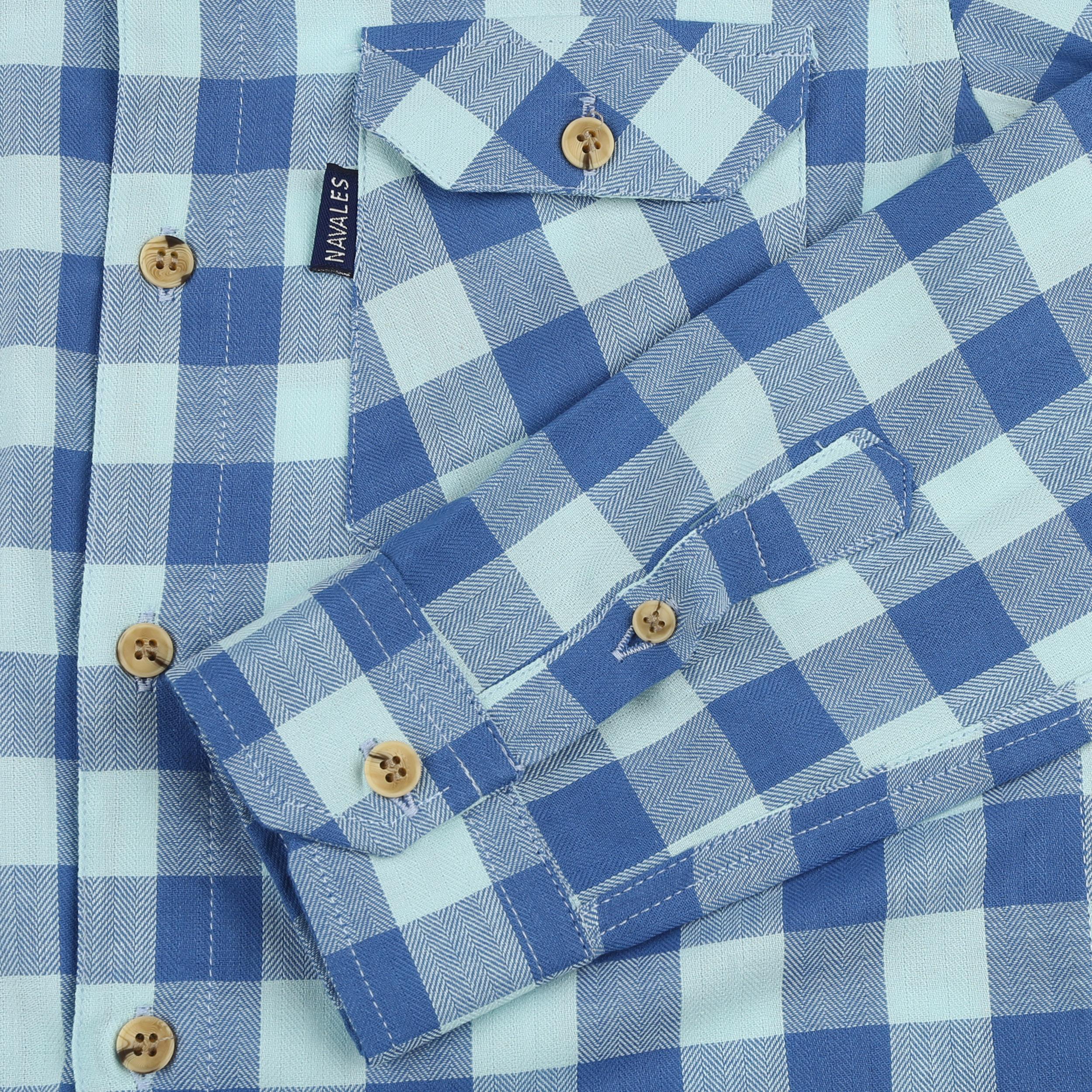 پیراهن پسرانه ناوالس کد D-20119-BL thumb 3