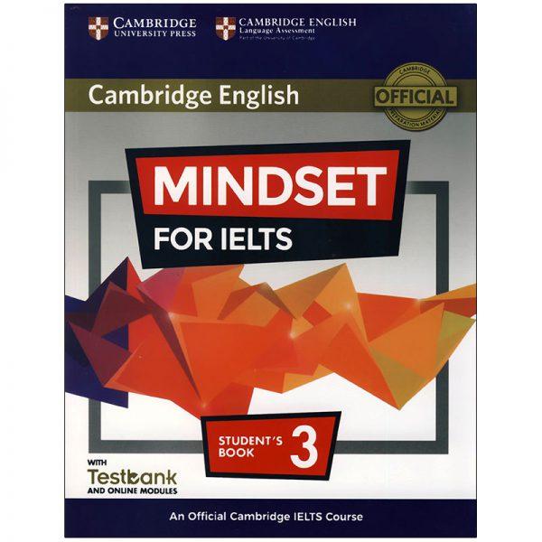 خرید                      کتاب Mindset for IELTS 3 اثر جمعی از نویسندگان انتشارات زبان مهر