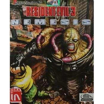 بازی RESIDENT EVIL 3 مخصوص PS2