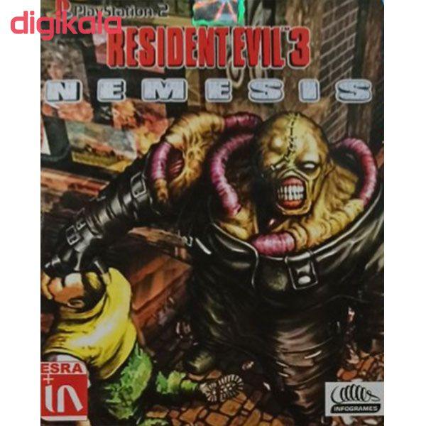 بازی RESIDENT EVIL 3 مخصوص PS2 main 1 1