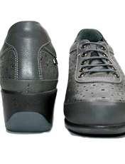 کفش روزمره زنانه آر اند دبلیو مدل 538 رنگ طوسی -  - 3