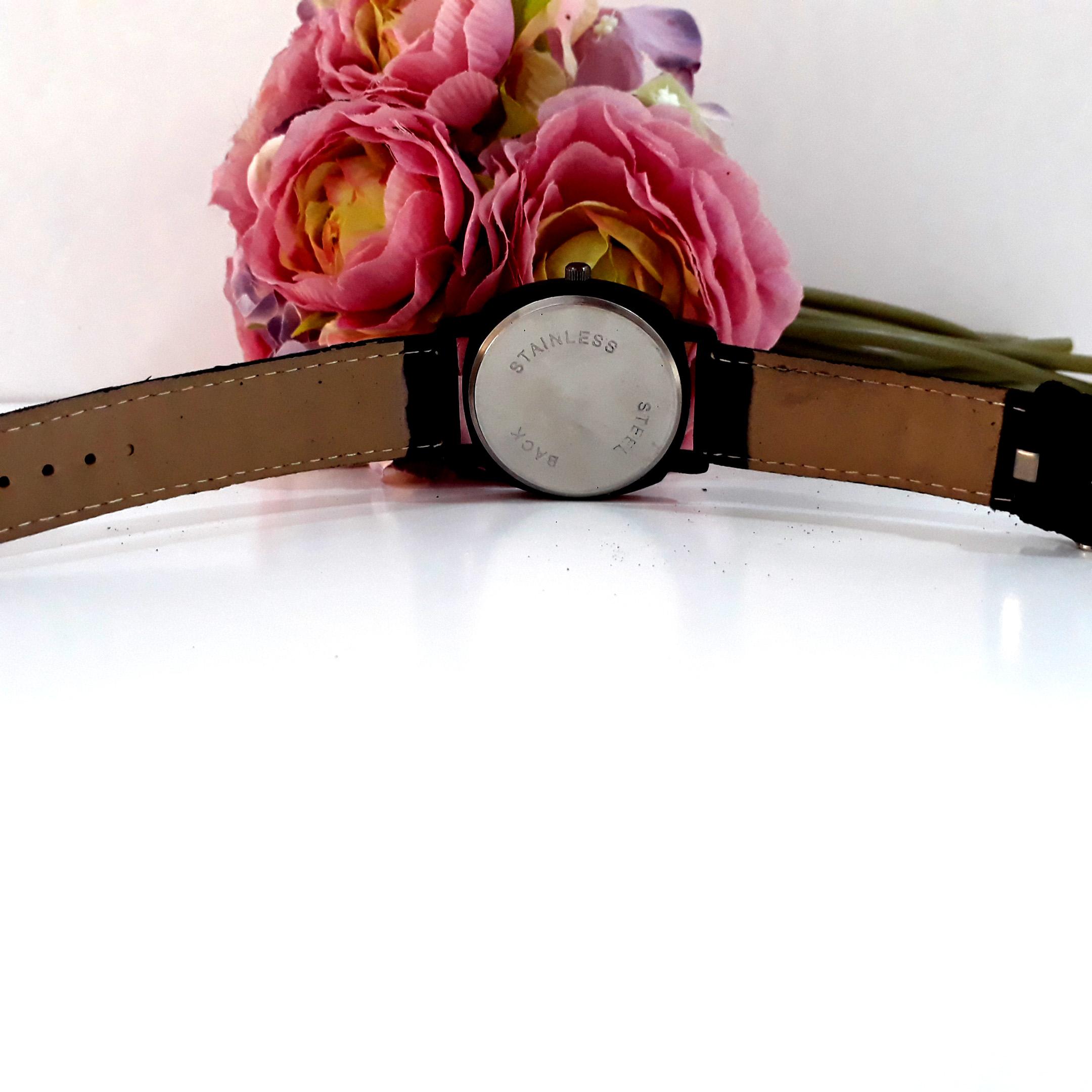 ساعت مچی عقربهای مردانه کد b15              اصل