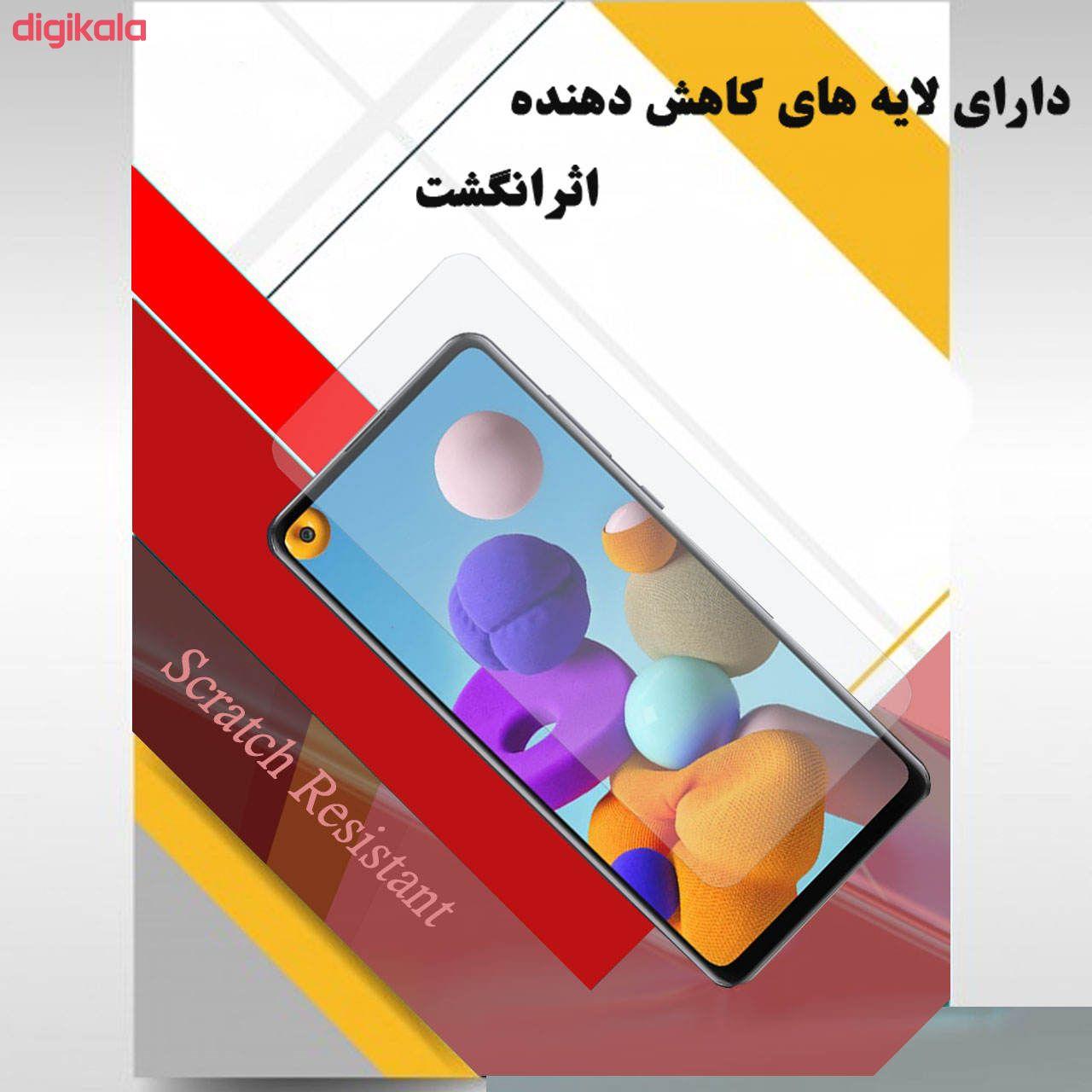 محافظ صفحه نمایش فوکس مدل PR001 مناسب برای گوشی موبایل سامسونگ Galaxy A21s main 1 15