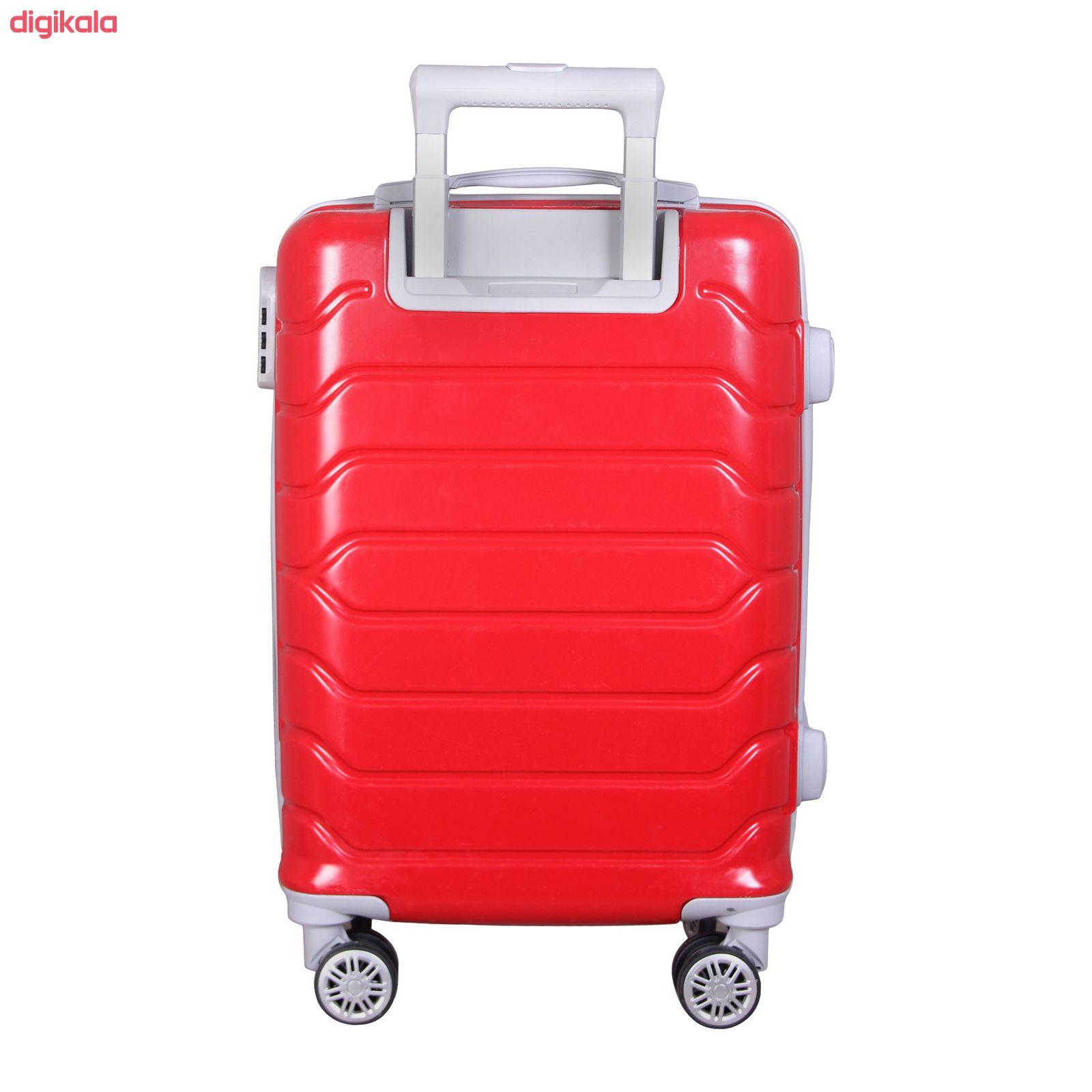 مجموعه سه عددی چمدان مدل 10021 main 1 24