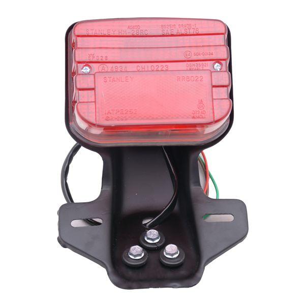 چراغ خطر عقب موتور سیکلت مدل TNS01 مناسب برای هوندا