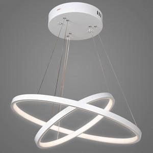 لوستر سقفی چشمه نور مدل مدرن کد L6312/2H