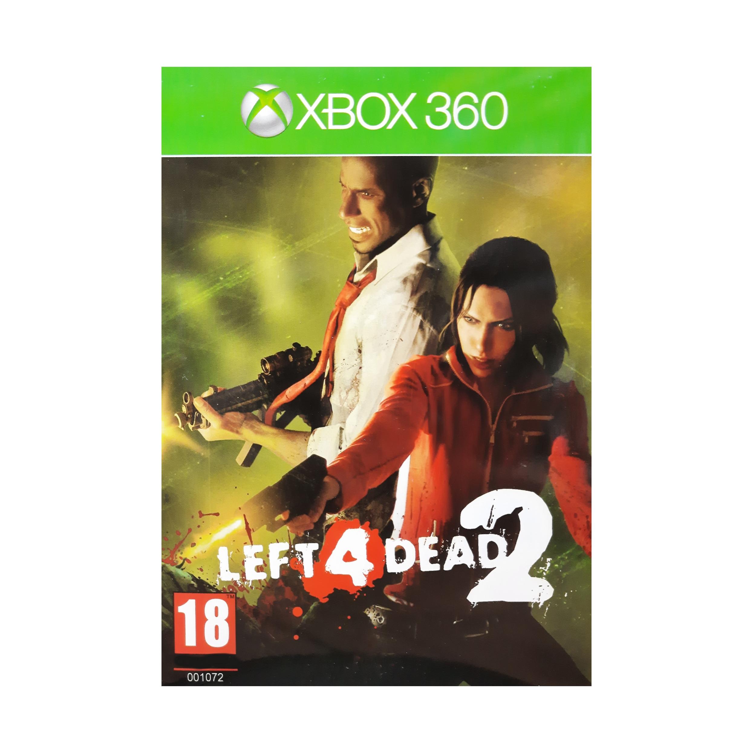 بازی Left 4 Dead 2 مخصوص Xbox 360