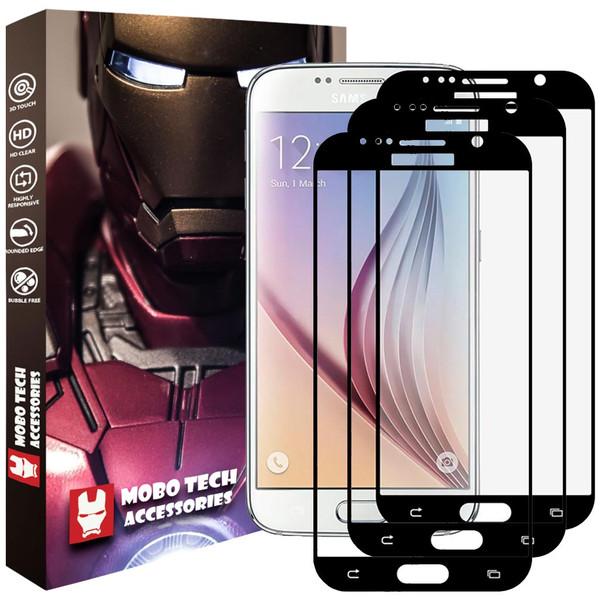 محافظ صفحه نمایش موبو تک مدل SSG-SS7-3 مناسب برای گوشی موبایل سامسونگ Galaxy S7 بسته سه عددی