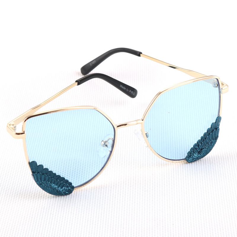 عینک آفتابی دخترانه کد 241