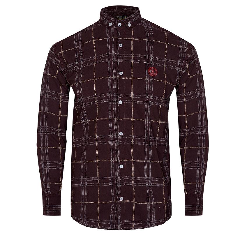 پیراهن آستین  بلند مردانه مدل 344004018