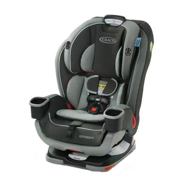صندلی خودرو کودک گراکو مدل Extend2Fit BAY VILLAGE