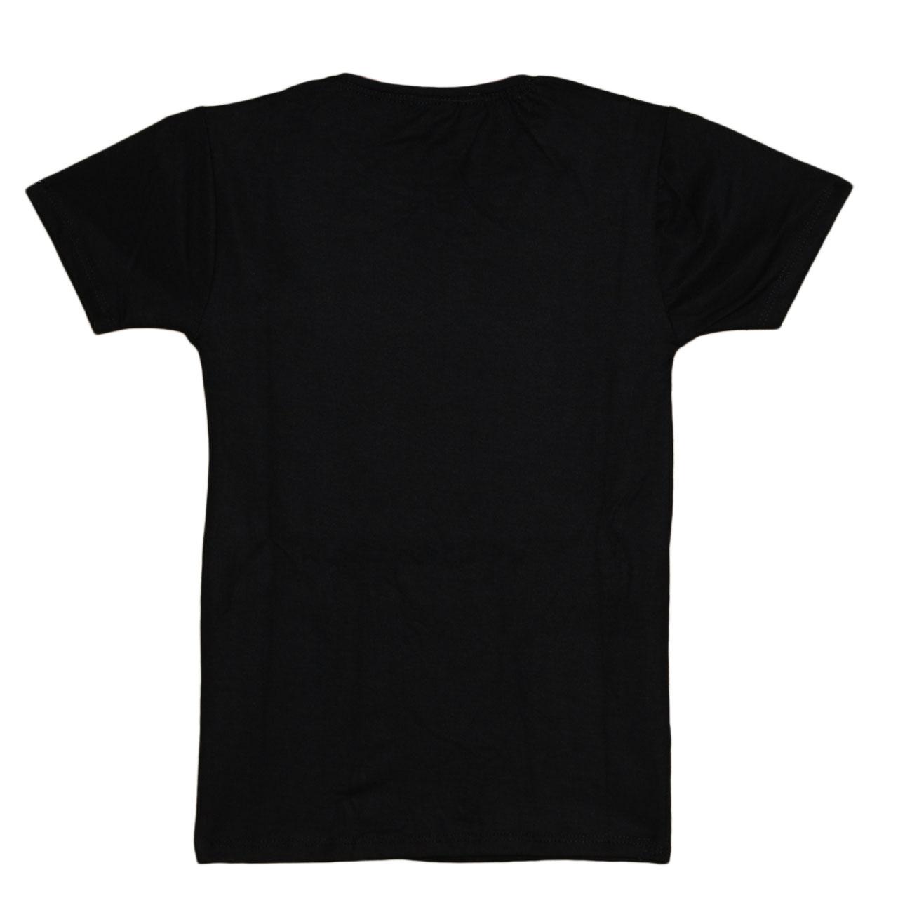 تی شرت پسرانه طرح جوکر کد 57