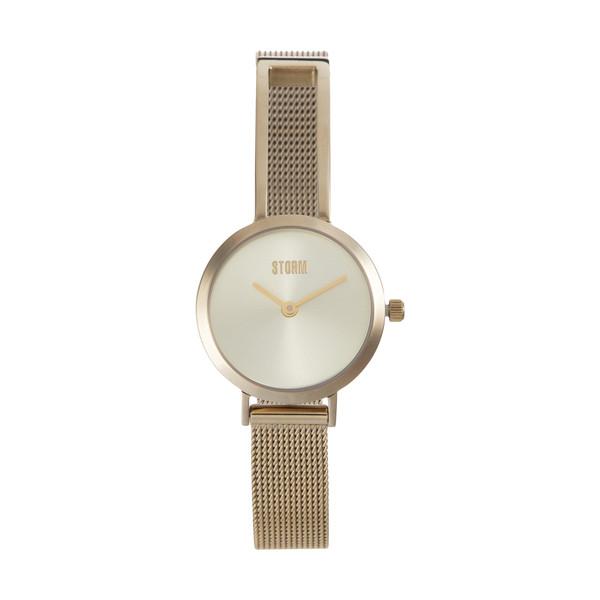 ساعت مچی عقربه ای زنانه استورم مدل ST 47386-GD