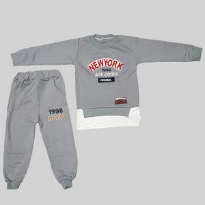 ست تی شرت و شلوار بچگانه مدل 106