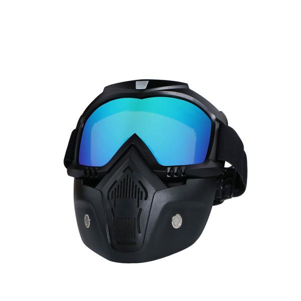 عینک موتور سواری مدل Goggles-Mask