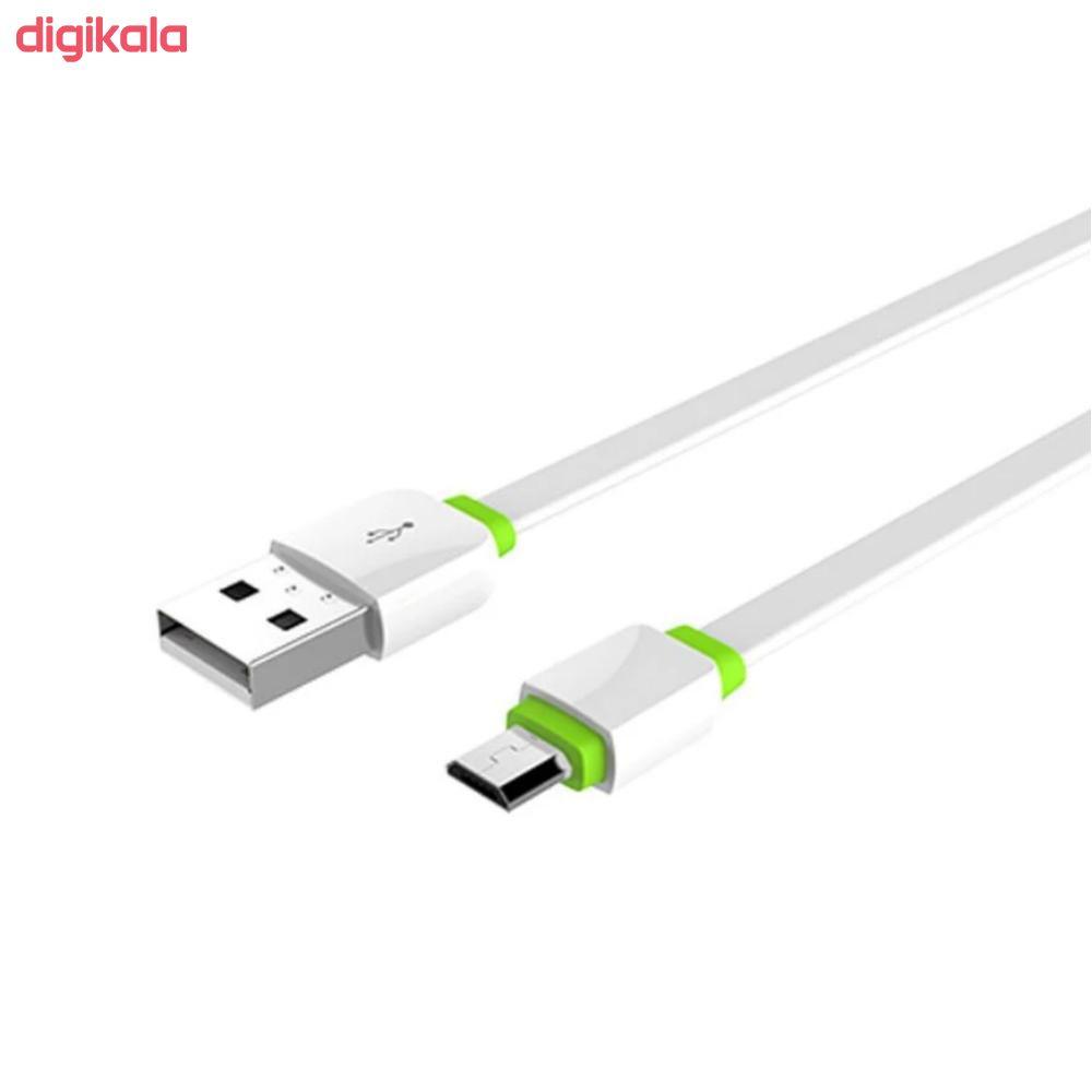 کابل تبدیل USB به microUSB امی مدل MY-445 طول 1 متر main 1 5