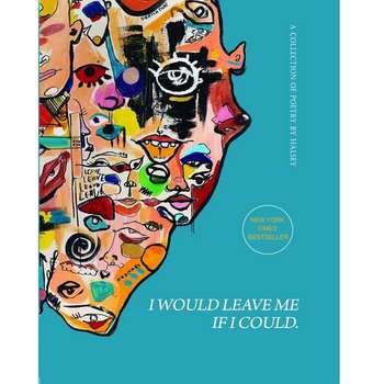 کتاب I Would Leave Me If I Could اثر Halsey انتشارات سیمون اند شوستر