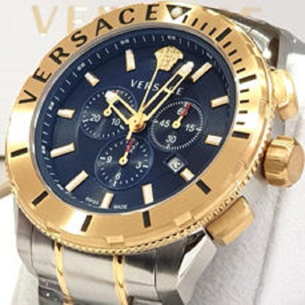 ساعت مچی عقربهای مردانه ورساچه مدل VERG00618