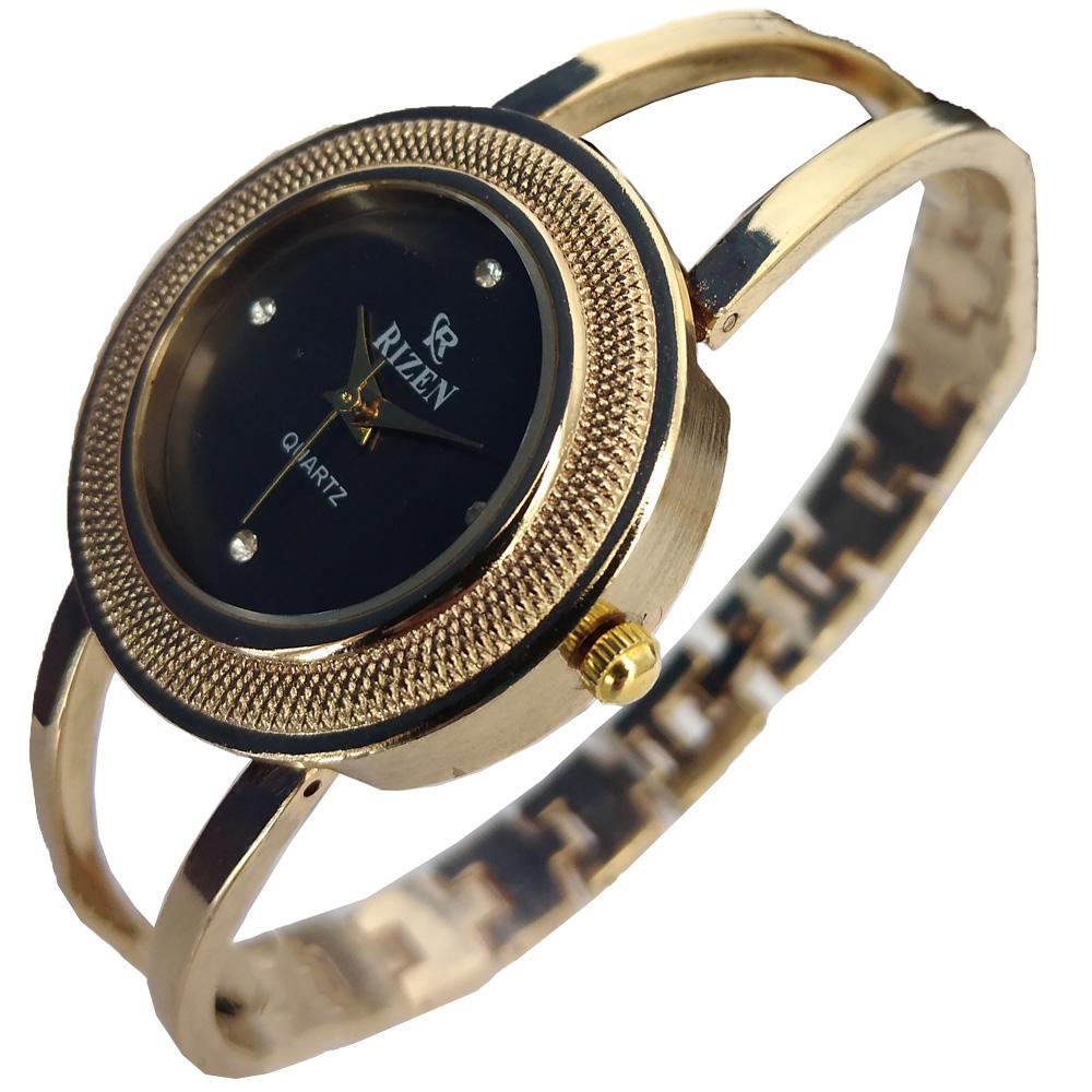 خرید                                      ساعت مچی عقربه ای زنانه مدل N001                     غیر اصل